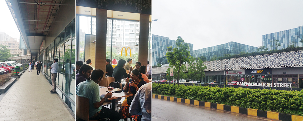 Baner-Balewadi – the street of lifestyle high!
