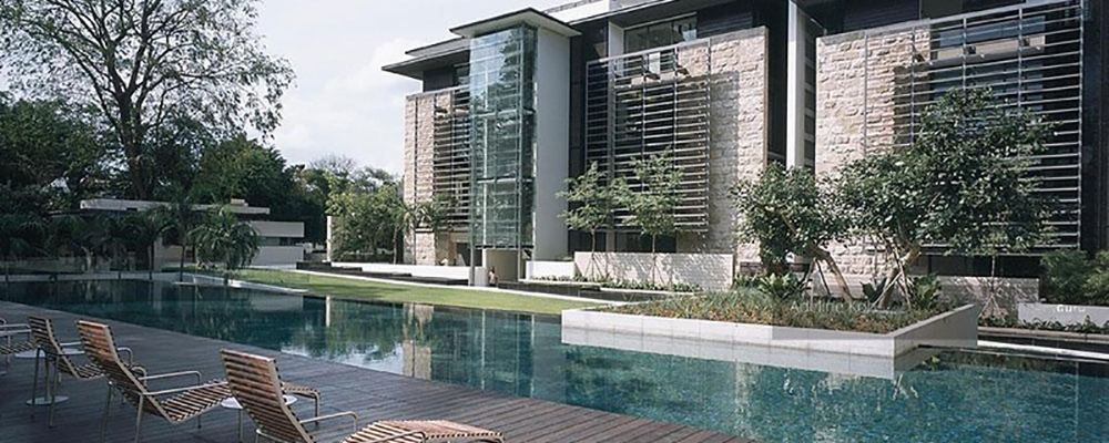 Inspiring Spaces – The Ladyhill, Singapore